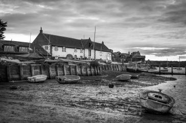 Boat house Burnham Overy Staithe