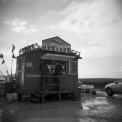 The crab hut Brancaster Staithe