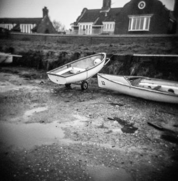 Boats Burnham Overy Staithe