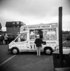 Norfolk ice cream